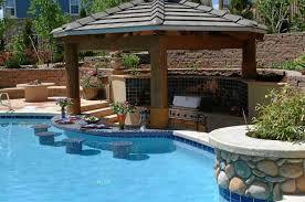 backyard pool bar. 15 Awesome Pool Bar Design Ideas | House Pinterest Bar, Swimming And Outdoor Backyard
