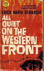 book marathon book b all quiet on the western front by erich book marathon book 3b all quiet on the western front by erich maria remarque lighten up