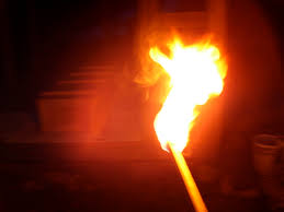Fire Lighting Torch How To Make A Torch For Less Than A Dollar 6 Steps With