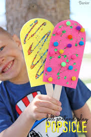 Kids Crafts Best 25 Popsicle Crafts Ideas On Pinterest Popsicle Stick