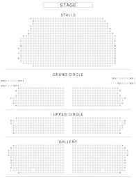 Motown The Musical Seating Chart Kings Theatre Glasgow Seating Plan Reviews Seatplan