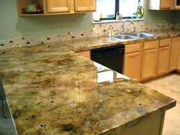 fake granite countertops name kitchen