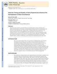 research article summary assignment