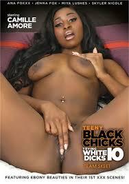 Black chics white dicks