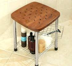 shower corner stool shower corner stool teak corner shower bench designs the useful of image stool shower corner stool