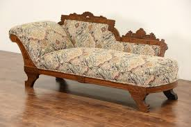vintage fainting couch. Victorian Eastlake 1880 Antique Chaise Lounge Or Fainting Couch, New  Upholstery Vintage Fainting Couch I