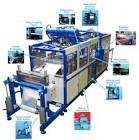 دستگاه تولید لیوان کاغذی کاوش صنعت