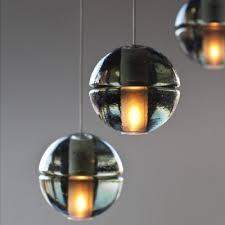 glass ball pendant lighting. Cascade Glass Ball Pendant Light 7-Light Glass Ball Pendant Lighting L