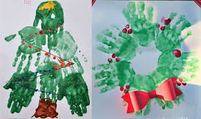 Things To Make And Do Crafts And Activities For Kids  The Crafty Christmas Arts And Crafts For Preschoolers