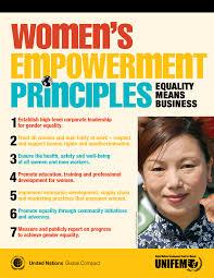 women s empowerment principles feminism women  women s empowerment principles