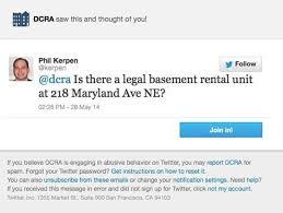 UPDATE: Phil Kerpen tweet led to DC look at Cochran home