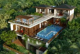 Simple Tropical House Plans Luxury With Pictures For Photos Smal