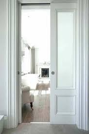 glass pocket doors interior mind boggling panel door in the kitchen sliding home depot