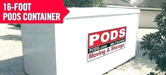 Cost Of Storage Pods Cost Of Pod How Much Does A Pod Cost