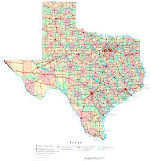 printable map of texas  useful info  pinterest  texas