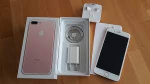 Apple iPhone 7 Plus in Diamantschwarz ...