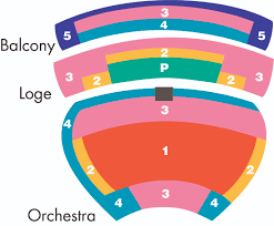 Long Beach Terrace Theater Seating Chart