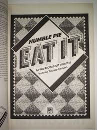 The rock band humble pie from england with their song for your love live on beat club. Steve Marriott And Humble Pie Ronnie Lane