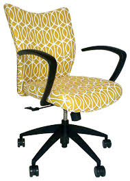 upholstered office chair contemporary office chairs by belle amazing yellow office chair