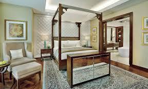 Mirrored Bedroom Suite Emirates Suite In Dubai The Ritz Carlton Dubai