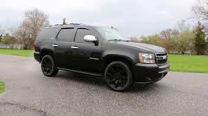 2007 Chevrolet Tahoe LTZ For Sale~Black~LOADED~Navi~DVD~22