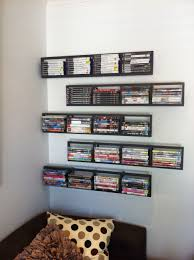 eecbafcfebcf new dvd wall mount storage
