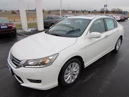 honda accord 2014 white.  Honda 2014 Honda Accord Touring White Pearl Beige Navigation V6 Throughout R