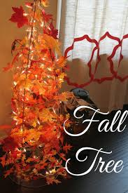Diy Fall Decorations New Mrs Adventures Diy Tomato Cage Fall Tree Fall
