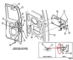 Expedition dome light wiring diagram additionally 71p8d 1994 econoline 150 van rear door latch need cable