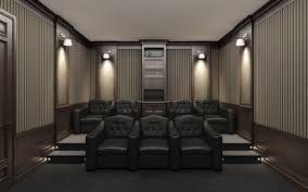 The 40 Best Home Theater Design Ideas Stunning Best Home Theater Design