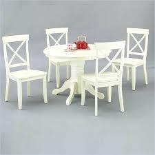 36 round white kitchen table inch