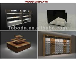 Free Standing Retail Display Units Shoes Retail Shop Floor Standing Display Units China Mainland 82