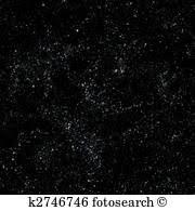 星が多い 海原 外宇宙 星雲 そして 銀河 クリップアート切り張り