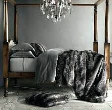 faux fur comforter faux fur bedding sets faux fur duvet covers set fur bedding sets on faux fur comforter