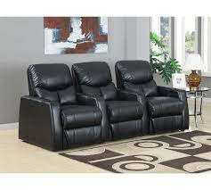 leather theater recliners elegant row one applause ro8033 home seating within 8