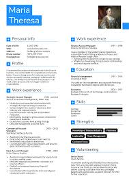 Finance Account Manager Resume Sample Resume Samples Career
