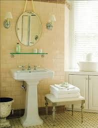 Oval Bathroom Mirrors for Traditional Design