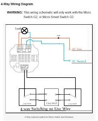 installing aeon labs micro dimmer on 4 way circuit connected 4 way nolive jpg517x637 40 1 kb