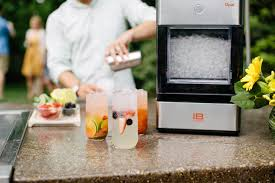 Pebble Ice Machine Opal Nugget Ice Maker A Firstbuild