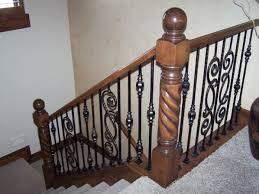 wrought iron railing. Wood And Wrought Iron Railing Awesome Moraethnic Home Ideas 24