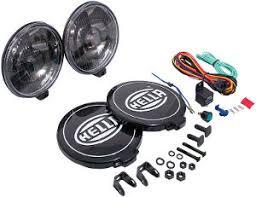 amazon com hella 005750991 500 series 12 volt 55 watt black magic the 500 series black magic lamp kit makes installation easy