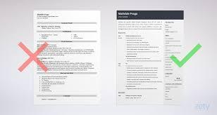 Example Of Rn Resume Med Surg Nurse Resume Sample Writing Guide 20 Tips
