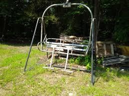 project photo ski lift chair swing