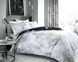 full size of kensington cotton double white duvet set 100 cover marble textiles bedrooms appealing