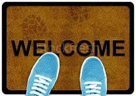 wel e cleaning foot carpet stock photo © Rawan Hussein