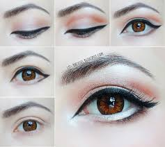 doll eye makeup tutorial photo 1