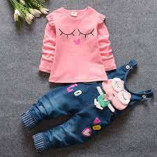 BibiCola baby girls clothing sets <b>spring autumn newborn baby</b> ...