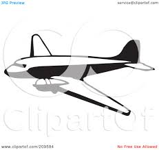 Airplane Clipart No Background Vintage Airplane Clipart No Background Royalty Free Rf Illustration