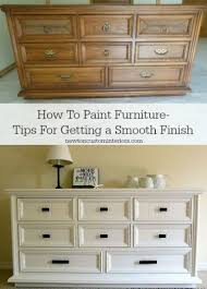 diy bedroom furniture makeover. How To Paint Furniture   Furniture, Smooth And Bedrooms Diy Bedroom Makeover