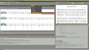 Denemo Free And Open Music Notation Editor